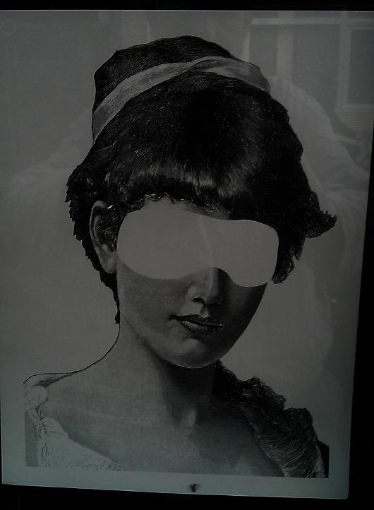 femme masquée (L'illustration ?)