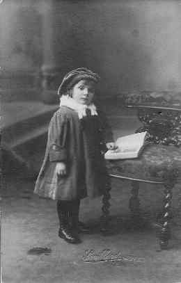 Madeleine enfant