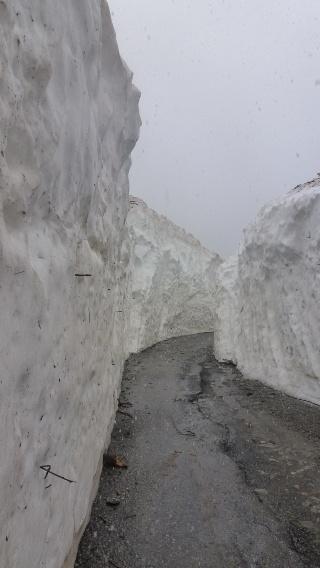 murs d'avalanche