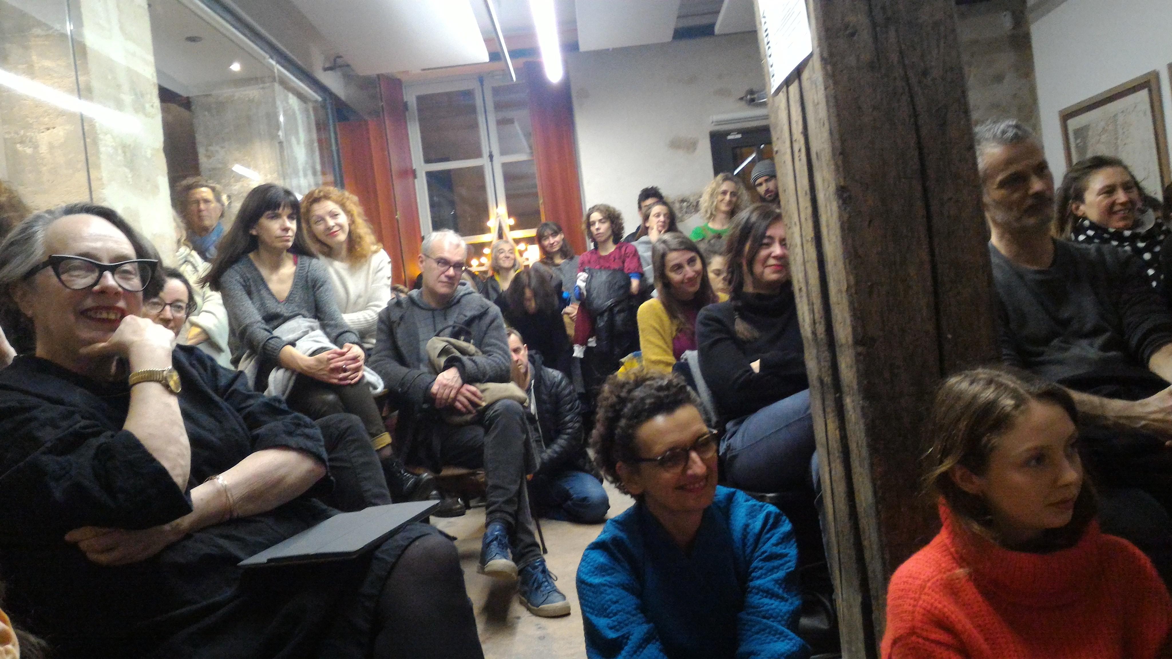 public le 26/01/19 - Photo Mireille Grubert