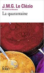 couverture La Quarantaine